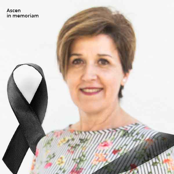 Ascen López Moreno In Memoriam