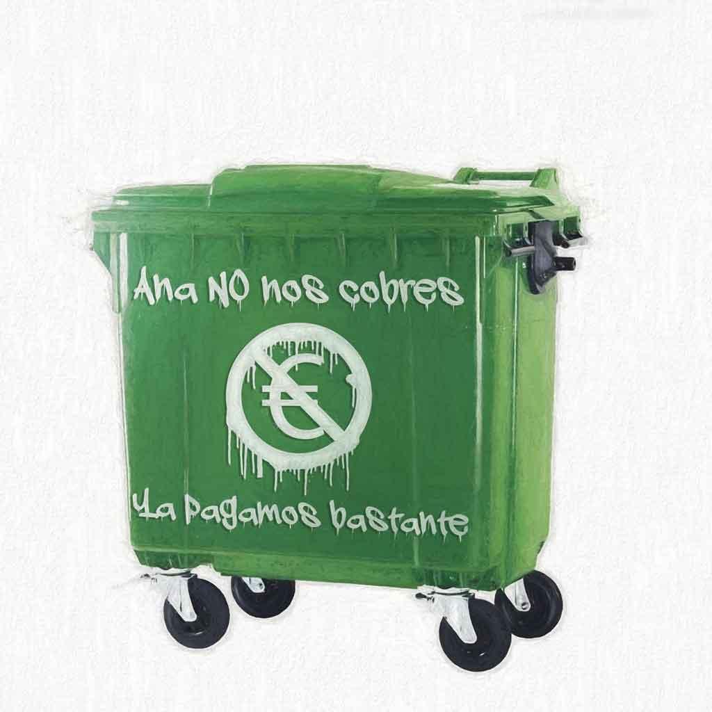 El PSOE calpino propone la eliminación de la tasa de basura como solución para mitigar las pérdidas del empresariado local